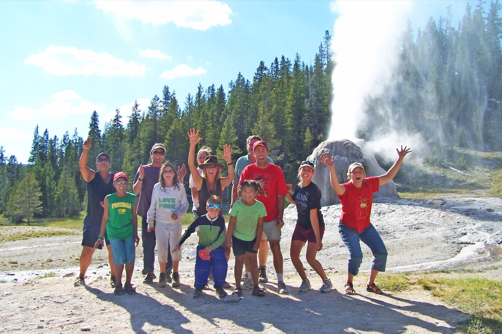 Take your family to America's first National Park.