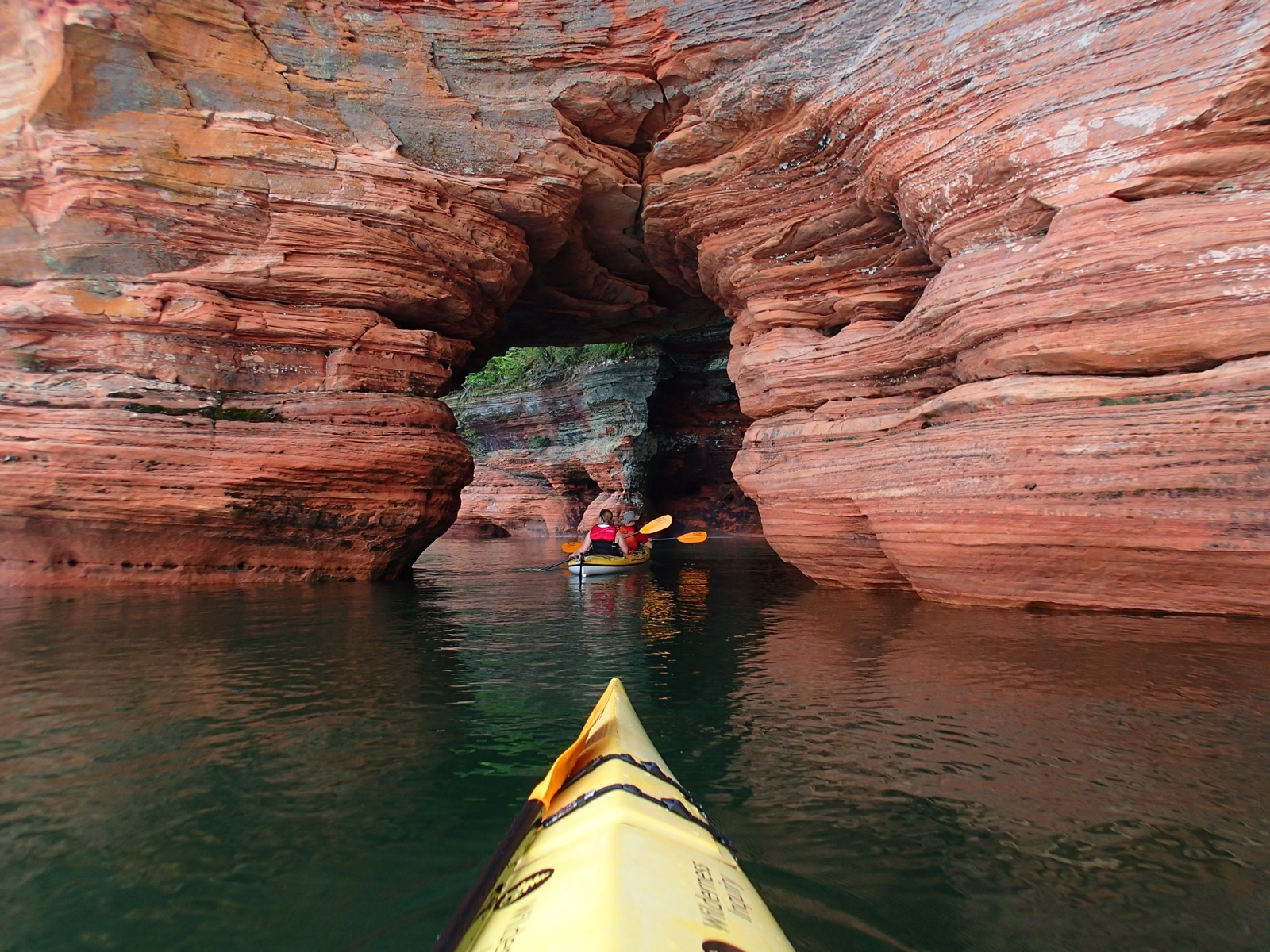 Apostle Islands Base Camp and Kayak Tour