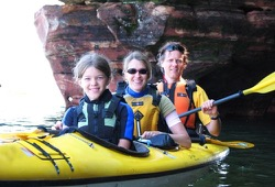 Apostle Islands Family Paddle and Hike dates and details button
