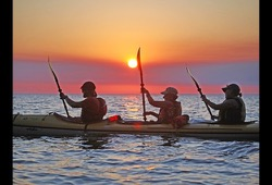 Apostle Islands Kayak Island Camping dates and details button