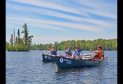 Boundary Waters Family Canoe and Hike dates and details button