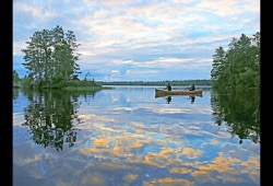 Boundary Waters Lodge-based Adventure dates and details button