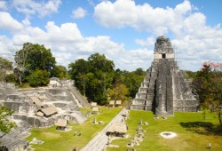 Belize and Tikal dates and details button
