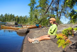Boundary Waters Canoe Area Expedition dates and details button