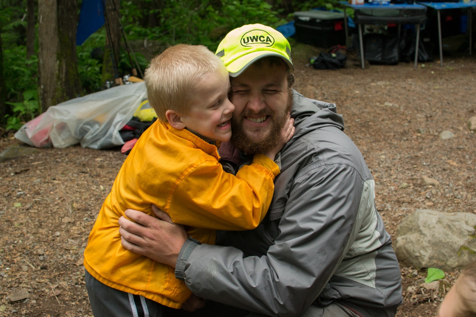 Boundary Waters Canoe Area Family Trip