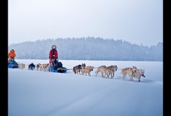 Boundary Waters Winter Adventure dates and details button