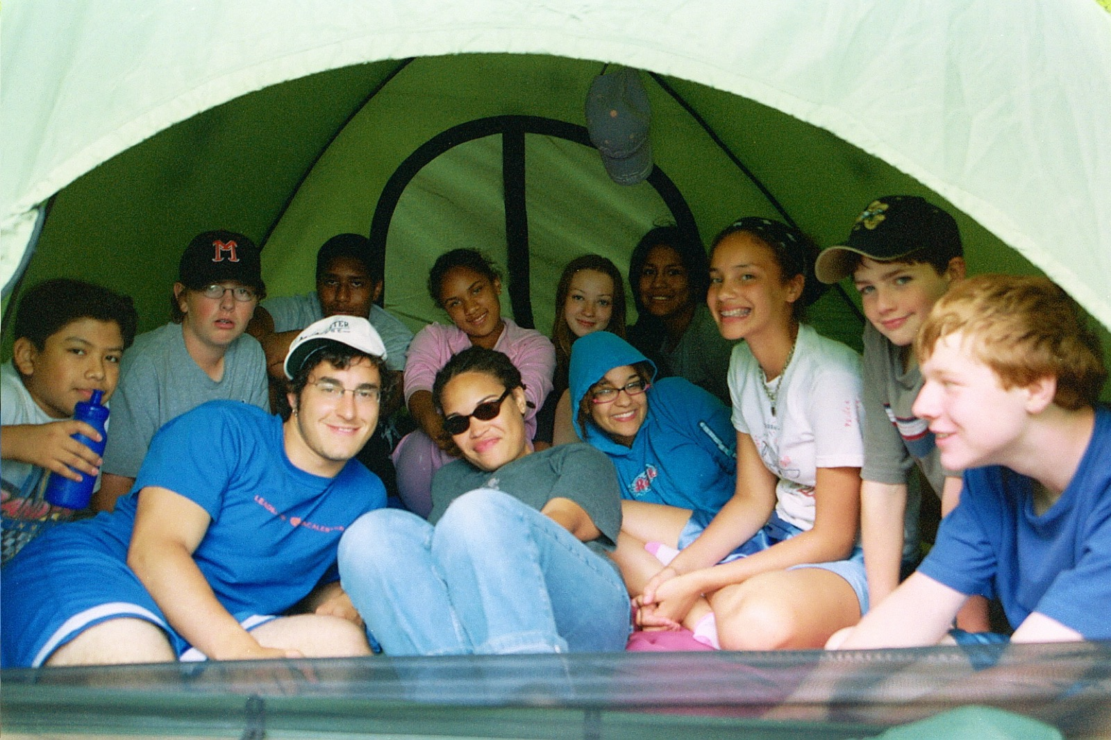 Fort Snelling State Park Youth Overnight