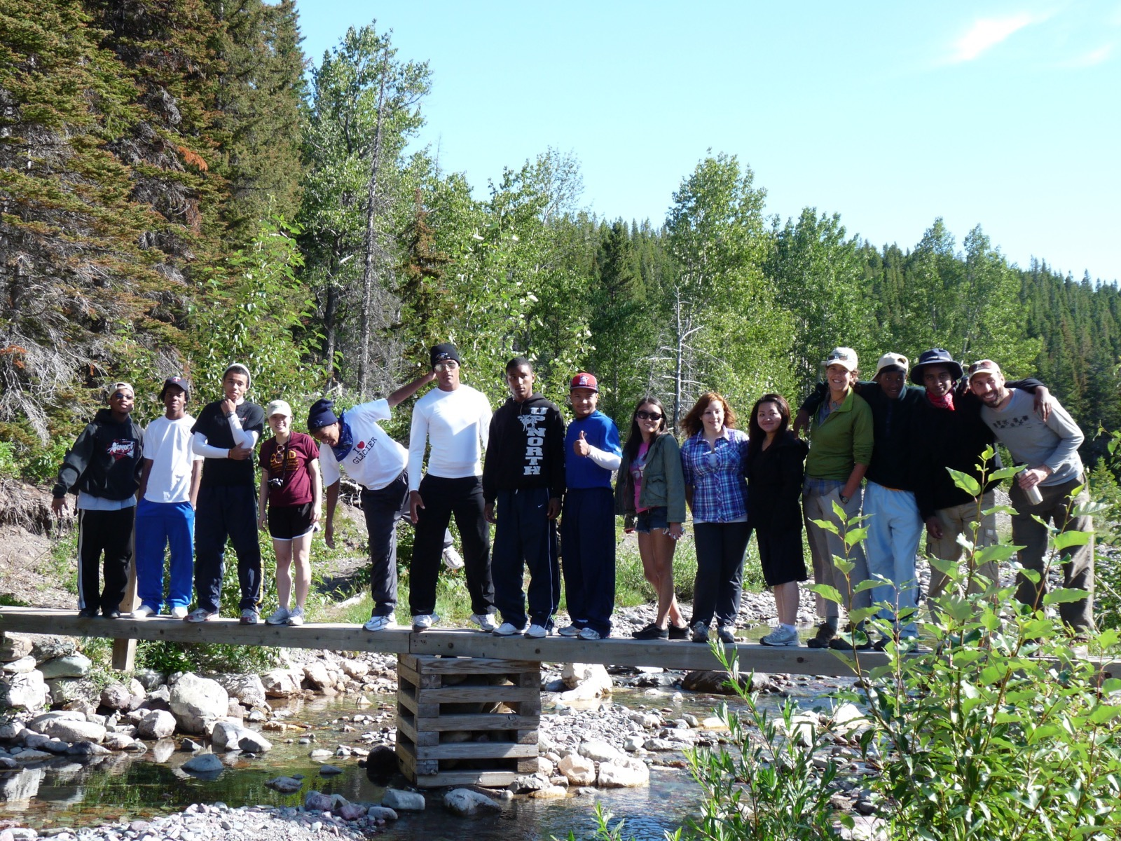 Glacier National Park Hike and Explore – Youth
