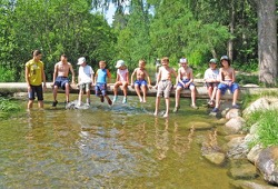 Itasca State Park Family Adventure dates and details button