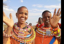 Kenya Safari and Friends of Ngong Road Visit dates and details button