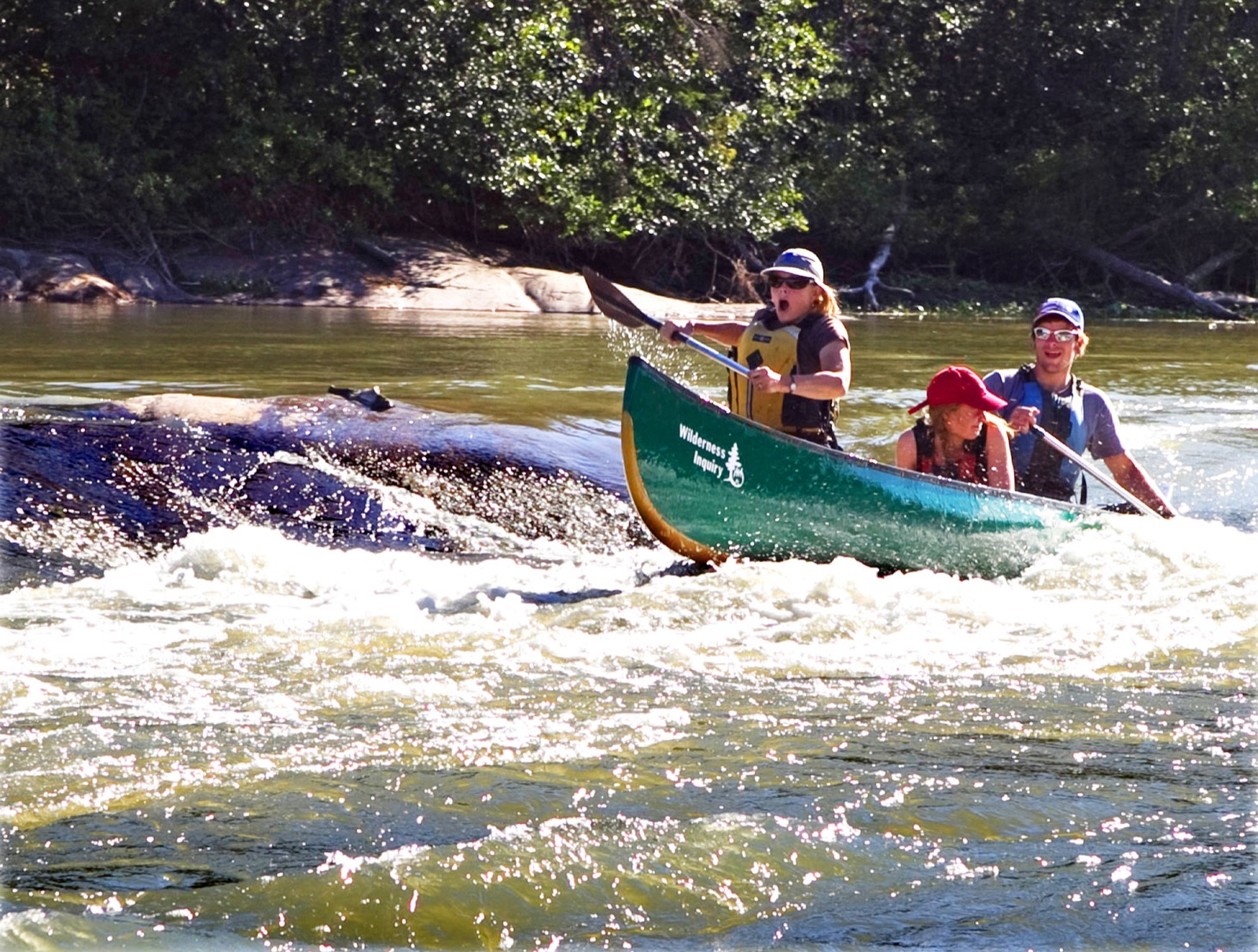 Manitoba's Grass River Canoe Expedition