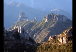Mexico's Copper Canyon dates and details button