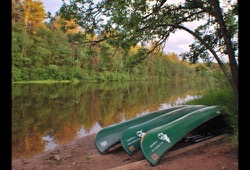 Namekagon River Canoe dates and details button