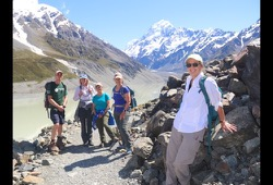 New Zealand Hike and Explore dates and details button