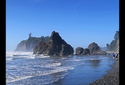 Olympic National Park Hike and Explore dates and details button