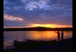 Ontario's White Otter Wilderness Canoe dates and details button