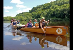 St. Croix River Family Canoe dates and details button