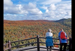 Superior Hiking Trail Lodge-Based Exploration dates and details button