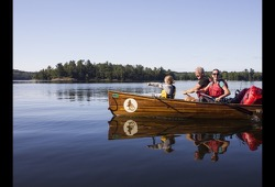 Voyageurs National Park Family Canoe dates and details button
