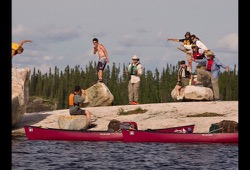 Wabakimi Wilderness Canoe  dates and details button