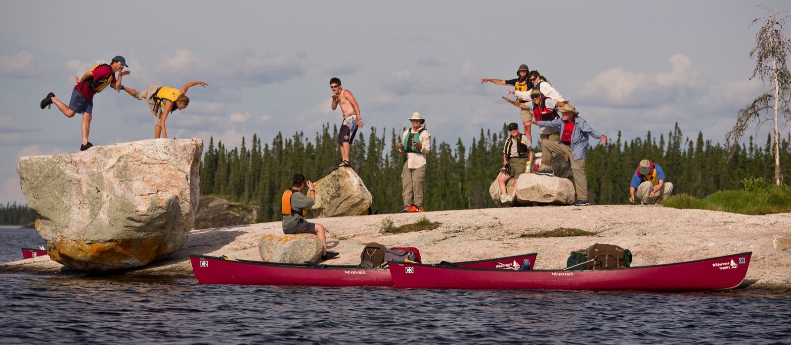 Wabakimi Wilderness Canoe