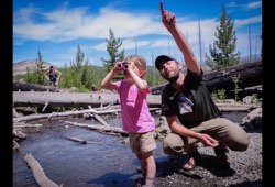 Yellowstone Family Adventure dates and details button