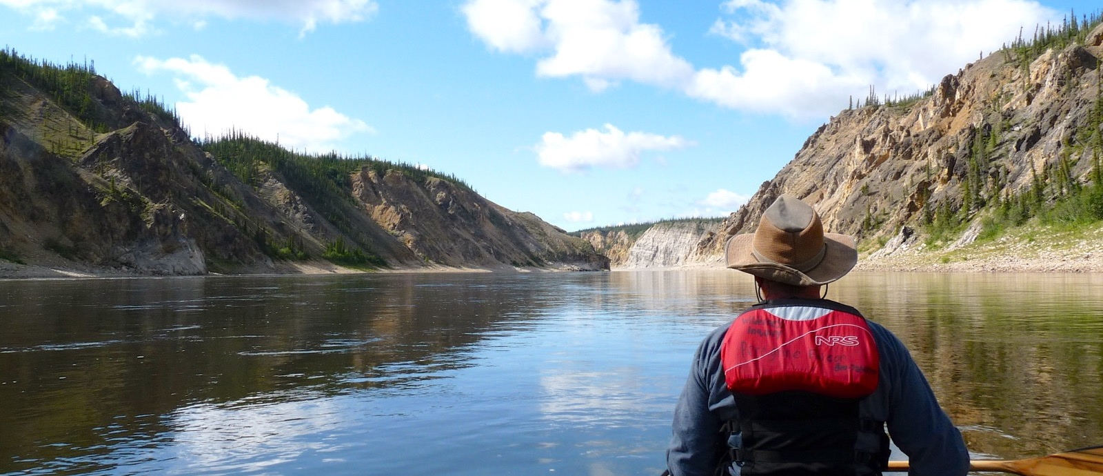 Alaska's Porcupine River Canoe Expedition