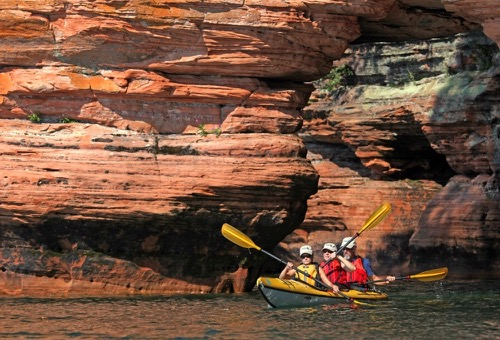 Apostle Islands Full Day Trip