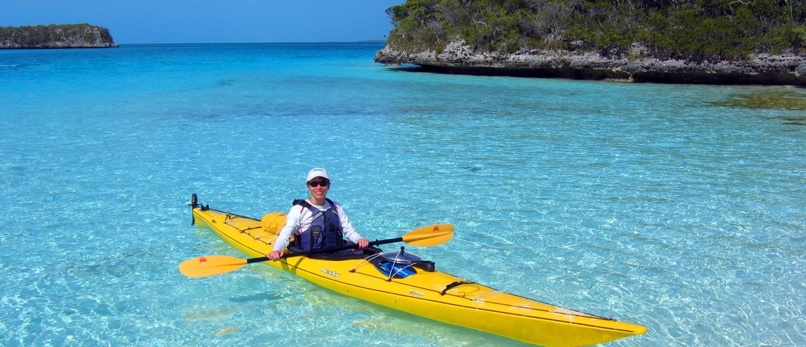 Bahamas Sea Kayak