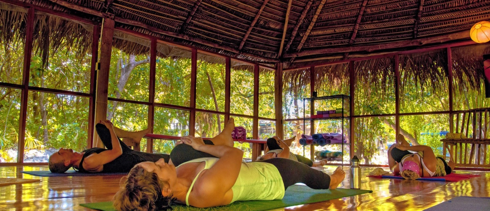 Belize Yoga Adventure