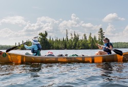 Boundary Waters Canoe Area Paddle Adventure