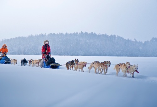 Boundary Waters Winter Adventure