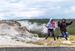 Discover Yellowstone Youth Adventure
