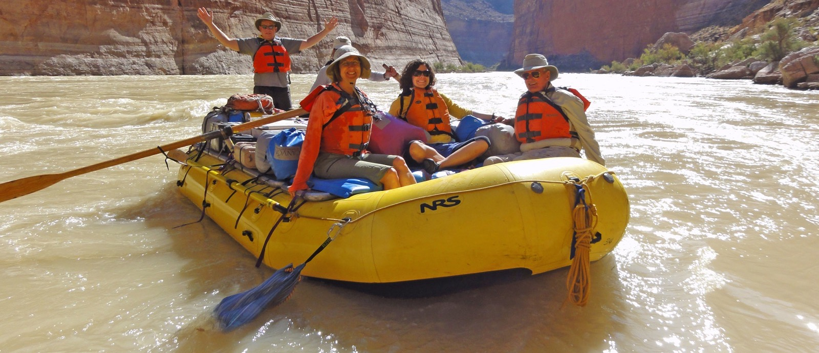 Grand Canyon Raft Adventure