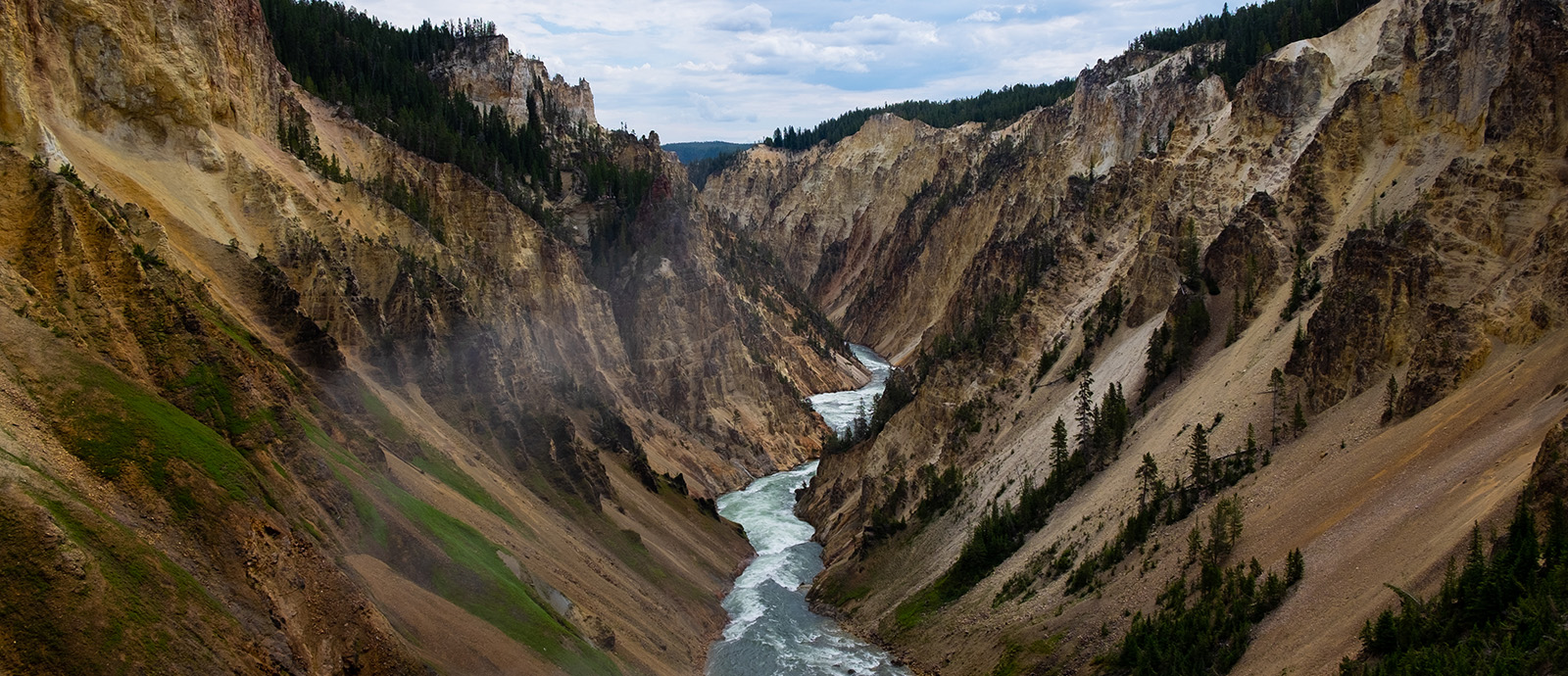 Greater Yellowstone Lodge-Based Adventure