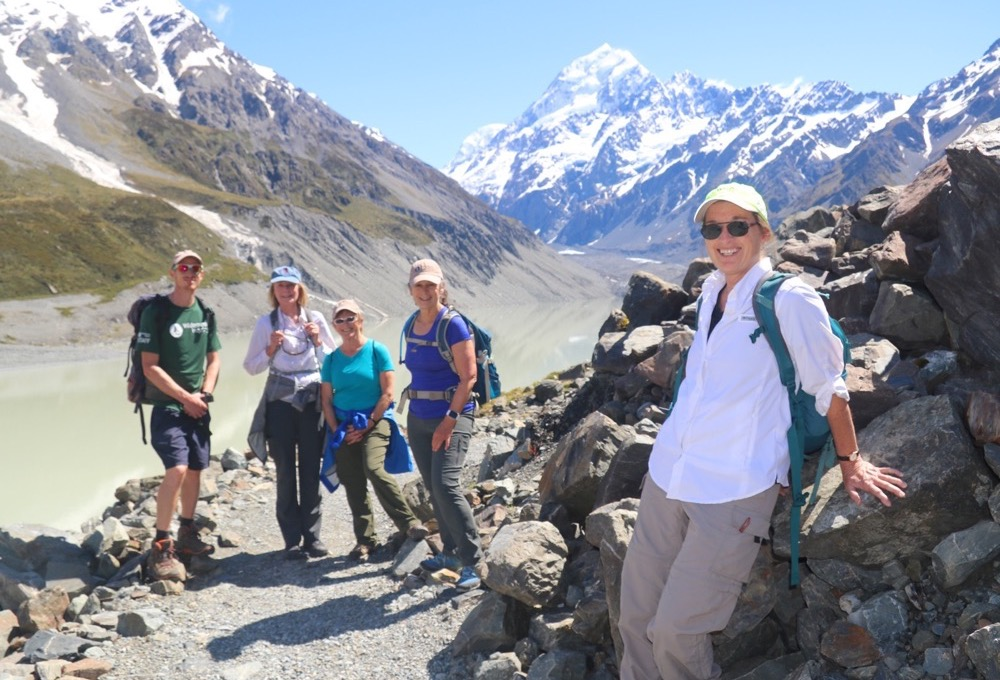 New Zealand Hike and Explore