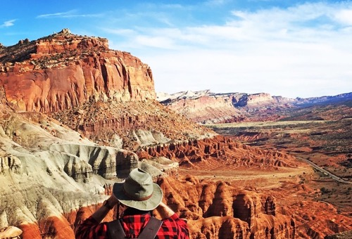 Utah's Capitol Reef and Grand Staircase