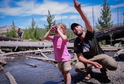 Yellowstone Family Adventure